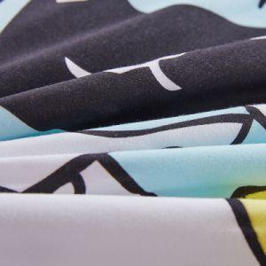 Preiswerter Preis-Ausgangstextilbettwäscheduvet-Deckel