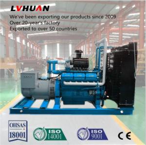 motore a gas del generatore 500kw Cummins del gas naturale 230V/400V