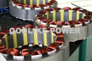 Marcação Factory vender 200kw (250 kVA) Stamford gerador sem escovas (JDG314C)