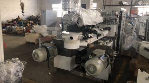 Parafuso Duplo 45/50 Três Camadas Co-Extrusion película de plástico máquina de sopro