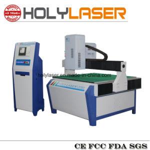 Großserienfertigungs-große Glasdrucken-Laser-Gravierfräsmaschine