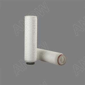 Remplacement du filtre en PTFE Sartorius 0.22 micron