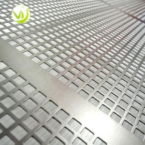 Lamina di metallo perforata galvanizzata per l'isolamento acustico della decorazione della costruzione