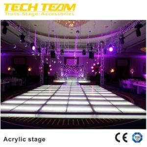 工場価格アセンブリアルミニウム結婚式コンサートダンスの誕生会のトラス段階