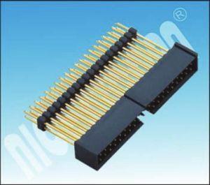 2.0追加されるピッチのすくいボックスヘッダのコネクターを収納する