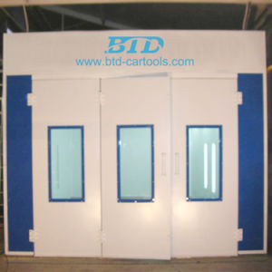 Sala de pintura Fabricante Cabine de Spray de cortina de água