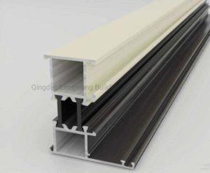 6.063 T5/T6 Thermal Break Perfil de extrusão de alumínio para porta de vidro
