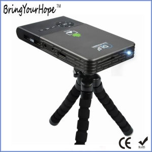 Neuer Entwurfs-beweglicher mobiler mini intelligenter Projektor (XH-MSP-003)