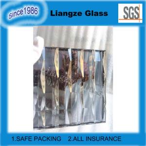 Het transparante Elegante Grijze Glas van de Decoratie van het Hotel