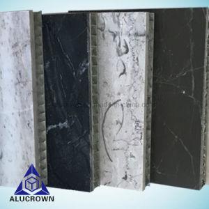 屋外の壁パネルのためのカスタマイズされたサイズの石の合成のパネル