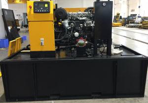 22kVA BRITISCHER Perkin Dieselgenerator-superleises für Telekommunikationsprojekt