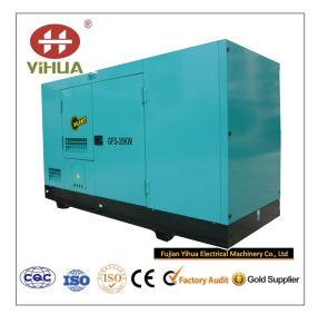 25kw/30kVA Weifang Tian che diesel GEN-Ha impostato