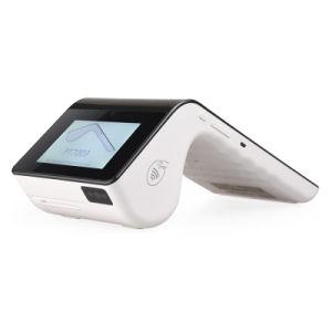 Imprimante thermique Android sans fil GPRS avec RFID POS Terminal de poche