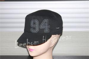 プリント方法カスタム軍隊の軍の帽子の帽子
