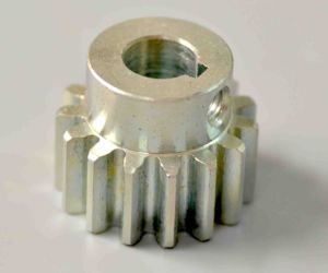 Rotella di attrezzo standard della trasmissione del metallo