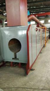 Horno de Tratamiento térmico para la bombona de gas