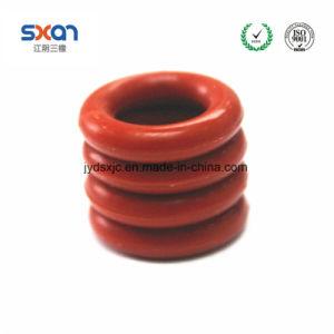 De RubberdieO-ring van Vmq in RubberIsolatie wordt gebruikt