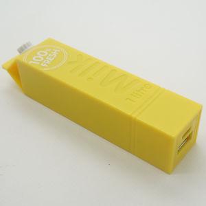 batería externa portátil fresco 2600mAh (OM-PW020)