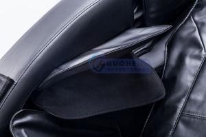 3D de mayor gravedad cero el pie de lujo cuidado de cuerpo completo masaje Shiatsu silla con masaje de cabeza