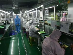 LCD van de Douane van Stn het Positieve Segment van de Vertoning voor Elektronische Toepassing