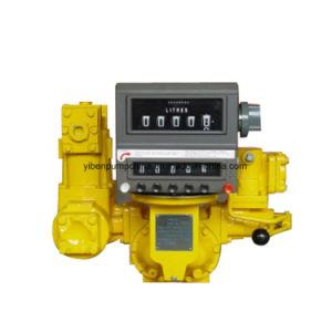 工業生産の肯定的な変位の流れメートル