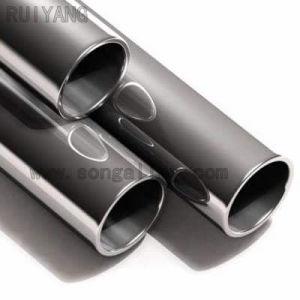 Astma312 TP304L/uns30403/X2CRNI19-11 rondes en acier inoxydable sans soudure barreaux creux