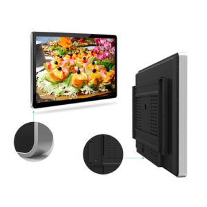 LCD van Bluetooth het Scherm van de Reclame de Muur van 27 Duim zet Digitale Signage Vierkante Digitale Signage van de Reclame LCD van de Monitor van de Aanraking Slimme op