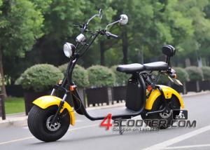 De krachtige Autoped Citycoco van de Batterij van het Lithium van de Hoge snelheid met de EEG en Coc