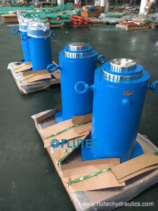 重工業のための習慣によって設計される重いローディングの水圧シリンダ