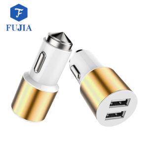 Doble 3.1A USB Smart Match rápido un cargador USB Cargador de coche para iPhone Ipaid