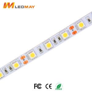 Super brillo SMD 5050 TIRA DE LEDS con doble circuito