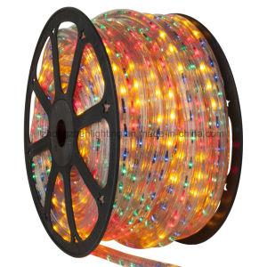 LED de mudança de cor das luzes de Natal por grosso, tempo de férias de luzes de Natal