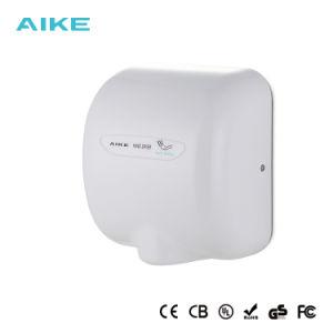 Toiletten-einteiliges Aluminium angestrichener automatischer Handtrockner (AK2800L)