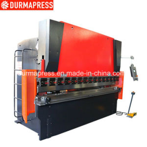 160t3200 lámina metálica hidráulica Máquina de prensa de doblado con Da41s Controller