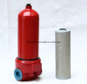 De Machine van de Zuiveringsinstallatie van de Olie van de Filter van de zuiging TF-160*80