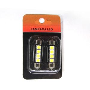 Canbus embellecedor 4 LED Auto/Auto Interior/luz de la lectura