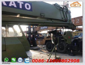 Gru utilizzata Kato 25ton, gru utilizzata 25t del terreno di massima di Kato