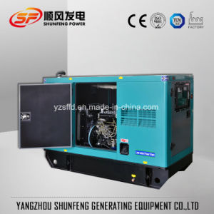Дешевые 10 Ква Silent мощность генератора с Китаем Yangdong дизельного двигателя