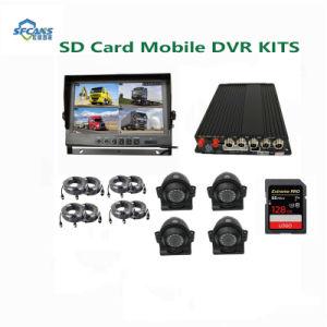 4CH 2*256g Ableiter-Karte 160; Mdvr mit GPS 3G 4G WiFi