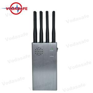 Nuevo Hanheld portátil de alta potencia Jammer para Wi-Fi 2.4G/5.8G/GPSL1/L2-L5/RC433MHz/315MHz/868MHz, señal de celular Jammer Blocker