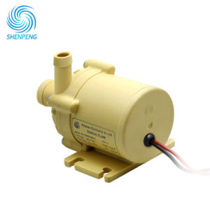 Soilless文化植わることのためのBLDC浸水許容12V 24Vのポンプ