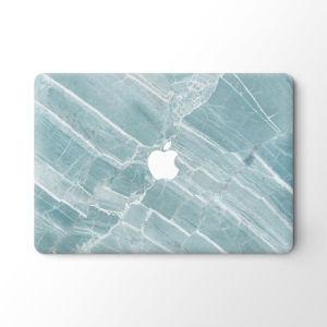 Stickers van het Overdrukplaatje van de Dekking van de Huid van MacBook van de appel de Marmeren