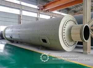 Broyeur à boulets tubulaire de conception et la production par la Chine Zk Company