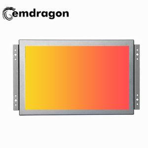 10.1 Zoll-geöffneter Rahmen-Bildschirmanzeige, die Zeichen-Bildschirm an der Wand befestigtes Media Player 3G Digital-LCD bekanntmacht Spielerled Digital Signage bekanntmacht