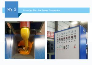 Prix du mini-machine de recyclage PP PE bouteille en plastique de flocons granulateur Hot Melt