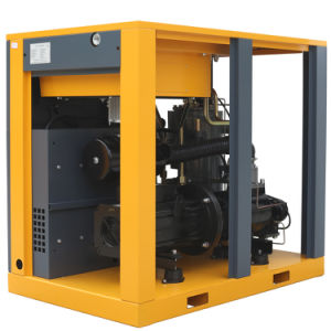 高品質の極度の低雑音の回転式空気圧縮機22kw 10bar