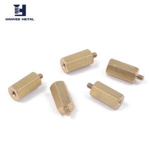 Les raccords filetés Custom-Made Mobilier Matériel Matériel de construction des oeillets de l'écrou à tête hexagonale