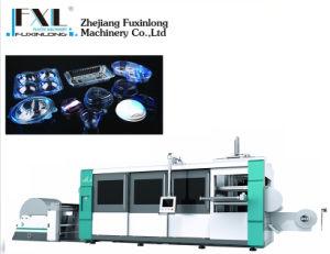 PP cuadro termoformadora automática de alimentos