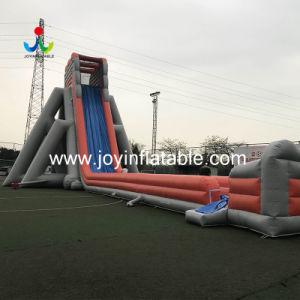 Usine de professionnels de l'eau gonflables géants diapositive pour adulte