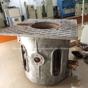 O SCR Média freqüência forno de fundição de aço de cobre metálico (300 kw)